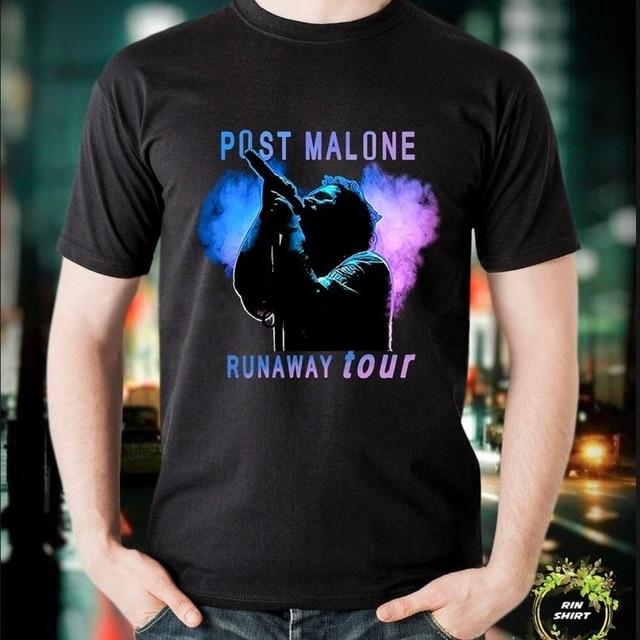 Post Malone Runaway Tour T-Shirt 1