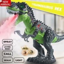 Kids Toys Robot Spray Tyrannosaurus Animal Electric Walking Large 47cm Model Educational-Toy