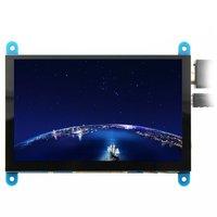 5 inch LCD monitor HDMI 800X480 HD touch screen capacitive screen for Raspberry Pi 4 Model B 3B+/3B/2B/B+