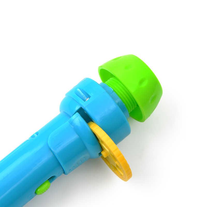 Mideer Mini Proiettore Torcia Luce-Up Giocattoli per Bambini Educativi per Bambini Sacco a Pelo Storie Starlight Dormiente Giocattoli Luminosi> 3Y