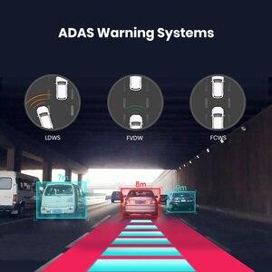 Image 3 - (11.11 code:1111VENTE6)Junsun Android 8.1 2GB + 32GB ADAS 10 en 1 DashCam voiture DVR miroir caméra 4G WIFI GPS Bluetooth Full HD 1080P enregistreur vidéo