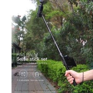 Image 3 - FIMI PALM Palo de selfie para mujer, cardán de mano con cámara, bloqueo especial, clip portátil para teléfono móvil, palo de selfie ajustable