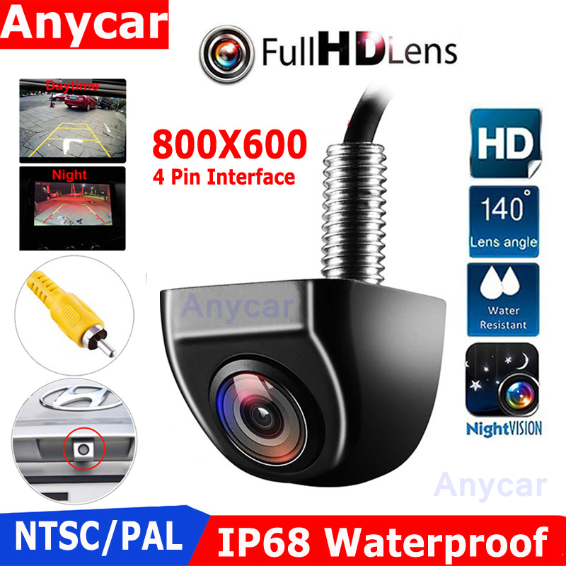 Camera Parking-Assistance Car-Rear-View-Camera Car-Back Night-Vision Auto