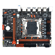 X99 Computer Motherboard DDR3 Dual Channel Memory LGA2011-3 Pin E5 CPU Supports M.2 Luxury Small Board V3(China)