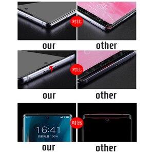 Image 4 - 9D verre trempé pour Samsung note 10 protecteur décran en verre plein bord incurvé pour Samsung note 10 Plus 10 + Pro verre de protection