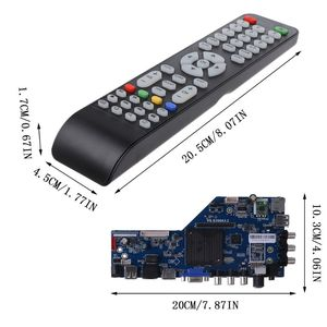 Image 5 - Smart Network MSD338STV5.0 Wireless TV Driver Board Universal LED LCD Controller Board Android Wifi ATV