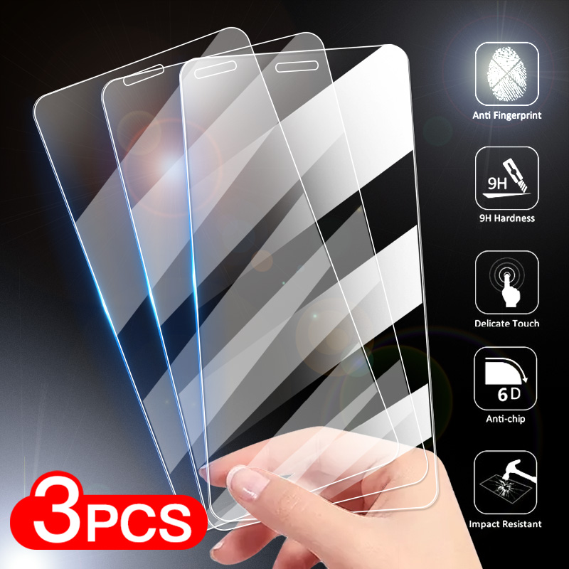 Full Cover Tempered Glass On The For IPhone X XS Max XR Screen Protector Glass For IPhone 7 8 6 6s Plus 5 5S SE 11 Pro Max Glass