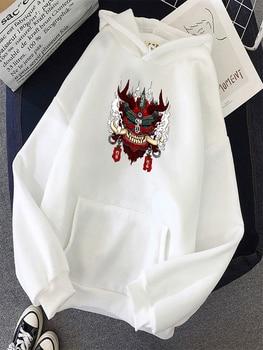 Otoño e Invierno estilo chino anime patron saint pullover coat Harajuku retro...
