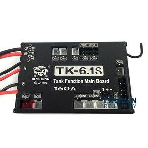 Image 3 - Henglong 1/16 RC Танк материнская плата приемник запасная 2,4 ГГц 6,1 S поколение DIY Модель TH16368
