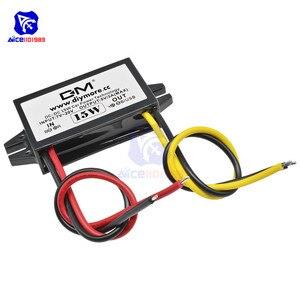 Image 5 - Diymore Dc/Dc Buck Converter Regulator 12V Naar 5V 3A 15W Auto Monitor Step Down Power supply Module
