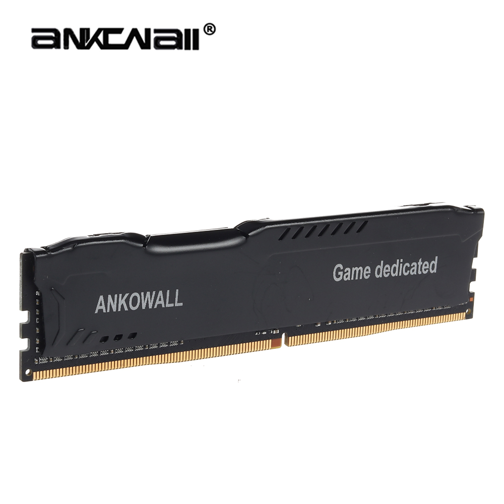 ANKOWALL DDR3 Desktop RAM with 2GB/4GB Capacity and 1866MHz/1600Mhz Memory Speed 10