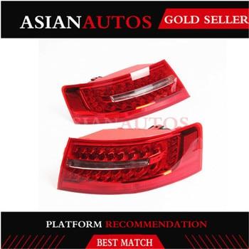 Outer Inner Light LED Tail Lamp Assembly For Audi A6 Saloon Sedan 2009 4F5945095J 4F5945096J