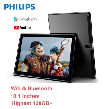 Philips Original tablet pc 10.1 inch android 9 RAM 3GB ROM 32GB WIFI Bluetooth dual cameras 10 1 inch official original 4g lte phone call google android 7 0 mt6797 10 core ips tablet wifi 6gb 128gb metal tablet pc