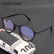 Модные очки с защитой от синего света для женщин и мужчин винтажные