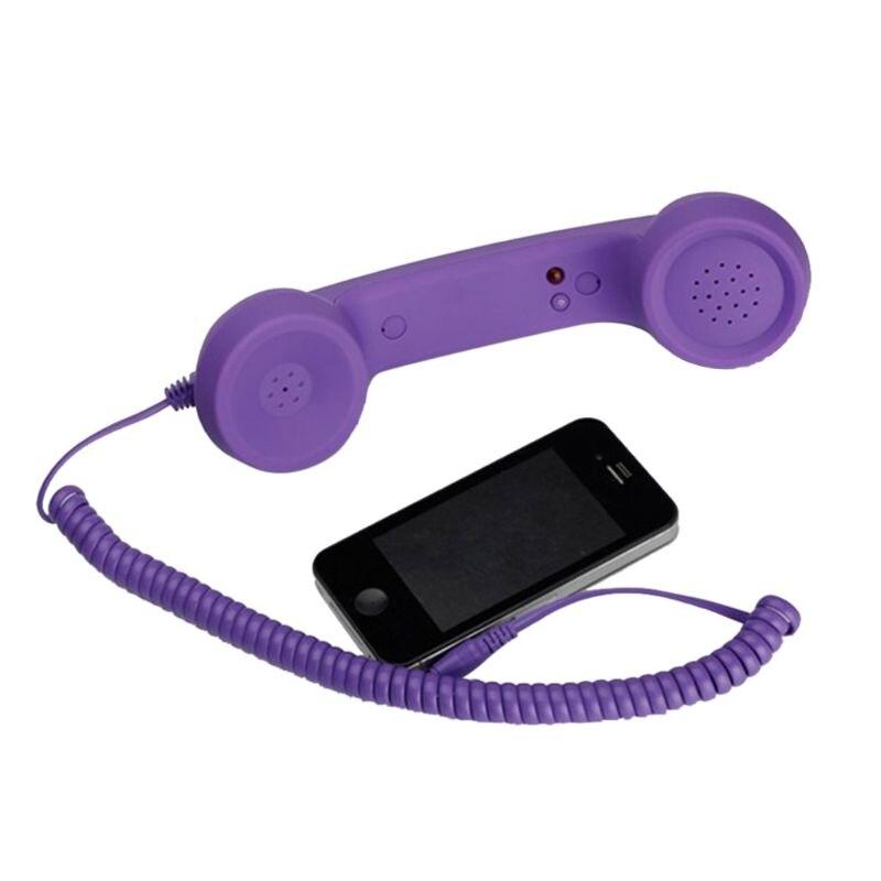 Универсальные Ретро радиационные телефонные наушники для телефонных звонков
