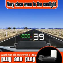 Пара зеркал заднего вида Универсальный t900 hud автомобильный