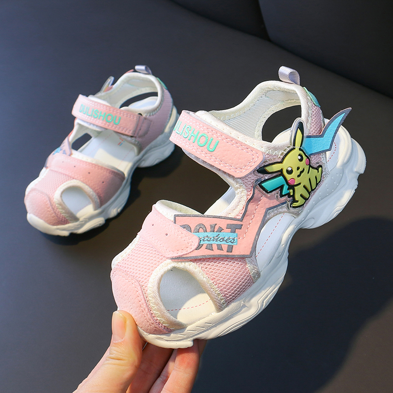 Children Sandals Comfortable Toddler Girl Shoes Fashion Classic Sandals For Baby Size 21-26