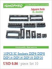 transistor canal n-channel TO-220F novo original, com 10 peças
