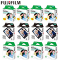 Квадратная пленка Fujifilm Instax Mini, 10-100 листов, белая/черная фотобумага с краями для камеры Instax, SQ10, SQ6, SQ20, фотопринтер