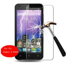 Premium Screen Protector For Fly Nimbus 8 FS454 Tempered Gla