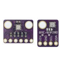 BME280 Digital Sensor Temperatur Feuchtigkeit Luftdruck Sensor Modul I2C SPI 1,8-5 V GY-BME280 5 V/3,3 V