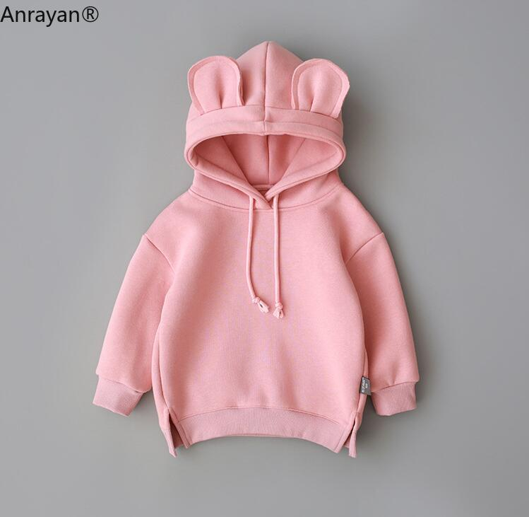 Infant Clothing Sportswear Spring Baby-Boys-Girls Winter Hooded Autumn Cotton Kids Casual