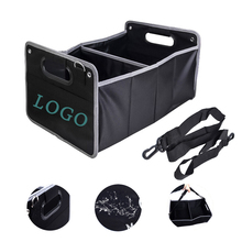 car organizer Foldable car truck storage box trunk bag accessories for Mercedes benz GLC GLE GLS AMG A B C E S Class W204 W212