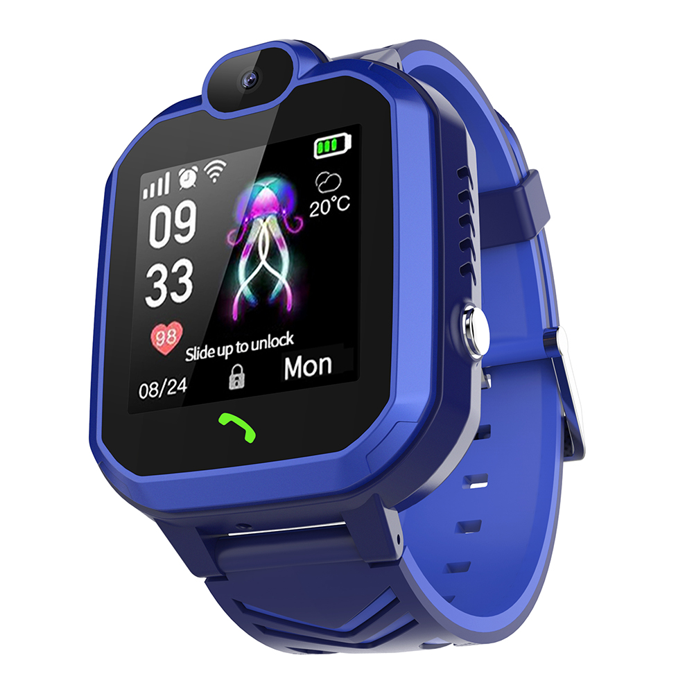 <font><b>R7</b></font> <font><b>Smart</b></font> <font><b>Watch</b></font> Waterproof Heart Rate Monitor <font><b>Smart</b></font> Wristband Smartwatch Pedometer Tracker Anti-lost Monitor <font><b>Watch</b></font> For Kids image