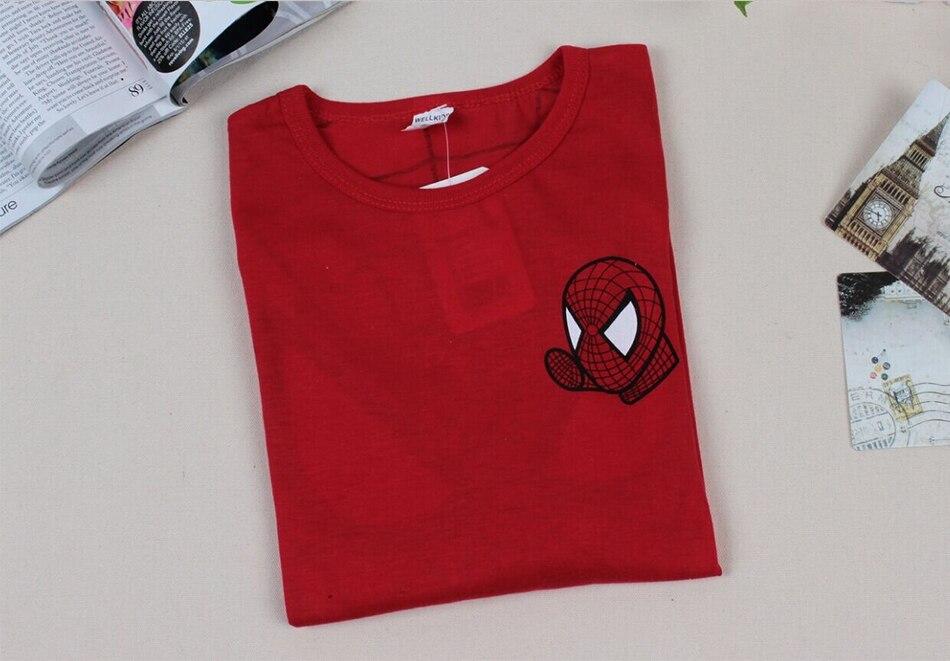 Футболки для маленьких мальчиков; детская футболка с длинными рукавами с рисунком Человека-паука; детская одежда в стиле пэчворк; сезон осень-весна; рубашка для мальчиков; Детские топы; футболки