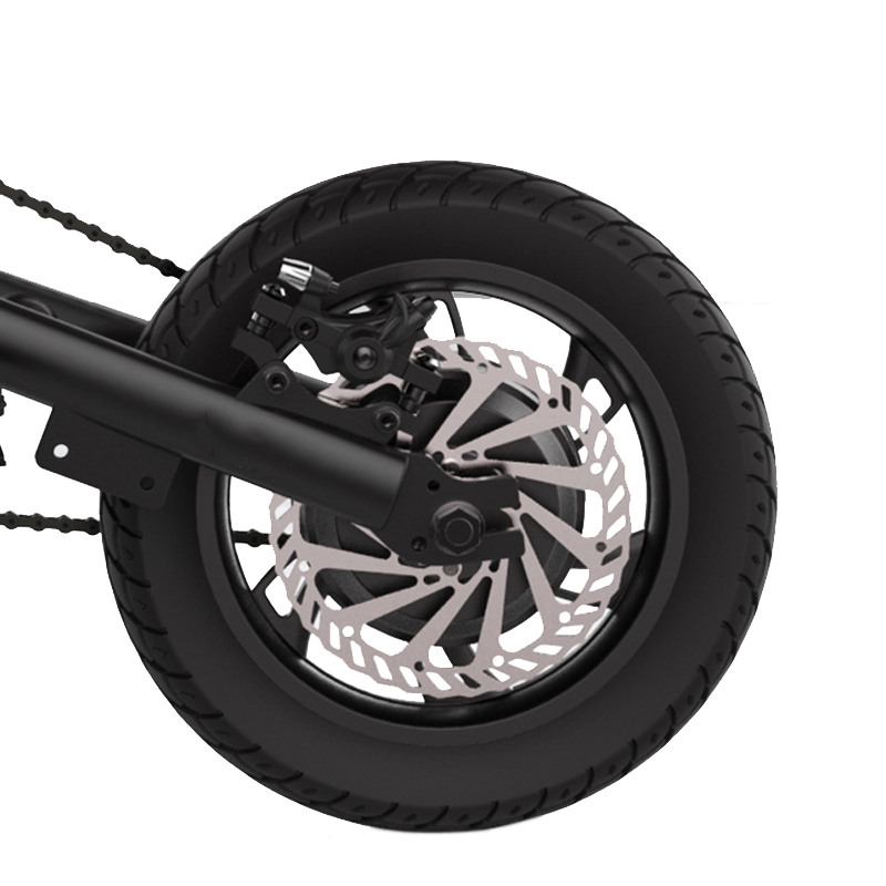 12 inch folding electric bicycle with LED displayer urban ebike 6