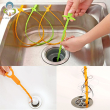Drain-Cleaner Hook Sewer Clog Sink-Pipe Cleaning-Removal Toilet Pipeline-Hair Bathroom