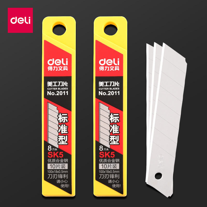 Wholesale Deli 2011 Large Size Art Knife Blade With Large Size Utility Knife Paper Cutter. 08