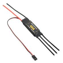 JMT 40A Brushless ESC Drone Airplanes Parts Components Accessories Speed Control