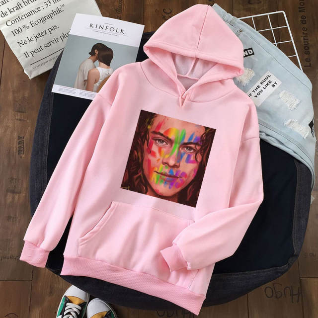 HARRY STYLES THEMED HOODIE (33 VARIAN)