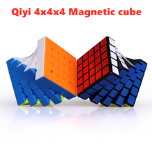 Magic-Cube Qiyi Magnetic Puzzle 4x4x4 Competition Ms-Series