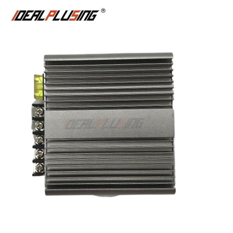 12 V a 48 V 10A Boost paso-convertidor DC 12 voltios a 48 regulador de tensión, voltios para coches eléctricos