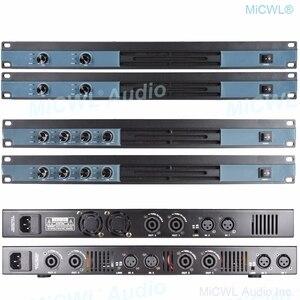 Image 1 - MiCWL – amplificateur de puissance numérique à 4 canaux, 5200W, karaoké, Studio, Microphone Audio, haut parleur de nouvelle génération, ampli 2600W, 2 canaux