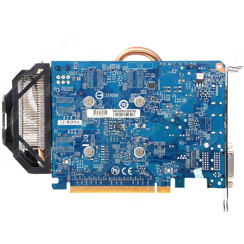 Gigabyte WINDFORCE 2X Card Đồ Họa GTX 750 Ti Video Card NVIDIA GeForce GTX 750 Ti GPU 2GB GDDR5 128 Bitfor Máy Tính Sử Dụng Thẻ