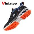 Мужские Нескользящие кроссовки для бега, светильник кие кроссовки для ходьбы, большой размер 39-47