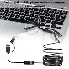 Регулируемый android ультра чистый беспроводной телефон эндоскоп