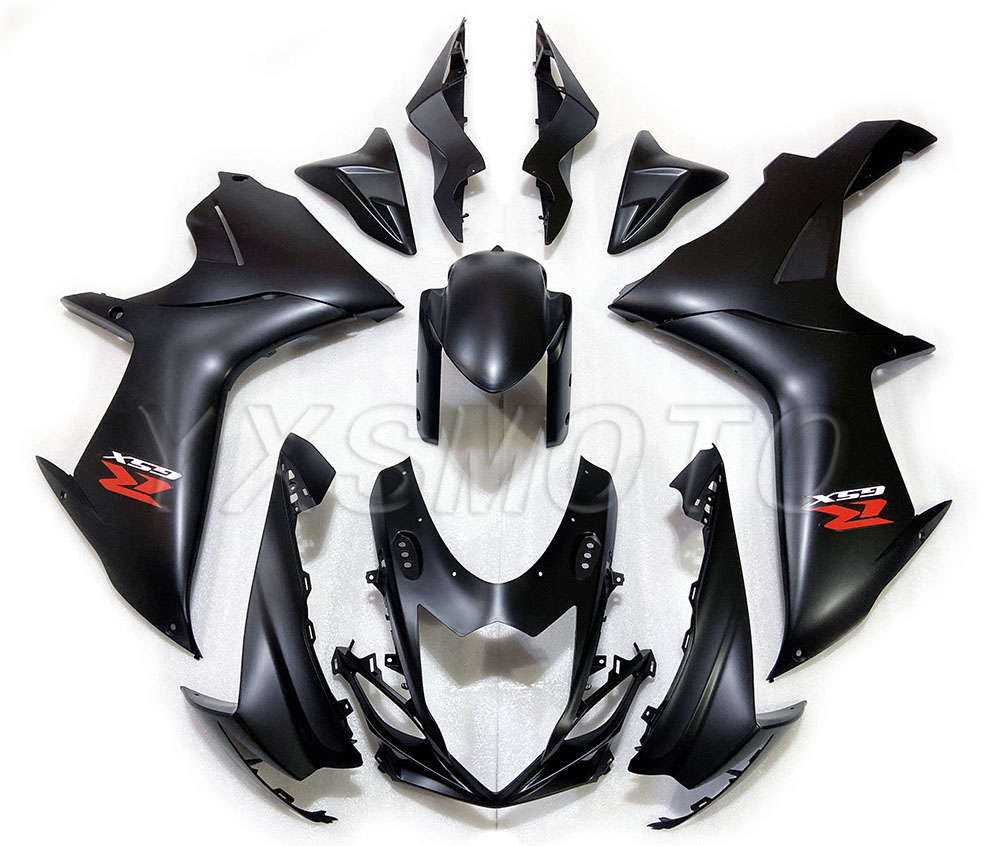 brand new ABS Injection mold black <font><b>fairing</b></font> <font><b>Kit</b></font> for GSXR600 750 2011 2012 2013 <font><b>Fairings</b></font> set <font><b>gsxr</b></font> <font><b>600</b></font> 750 k11 11 12 13 image