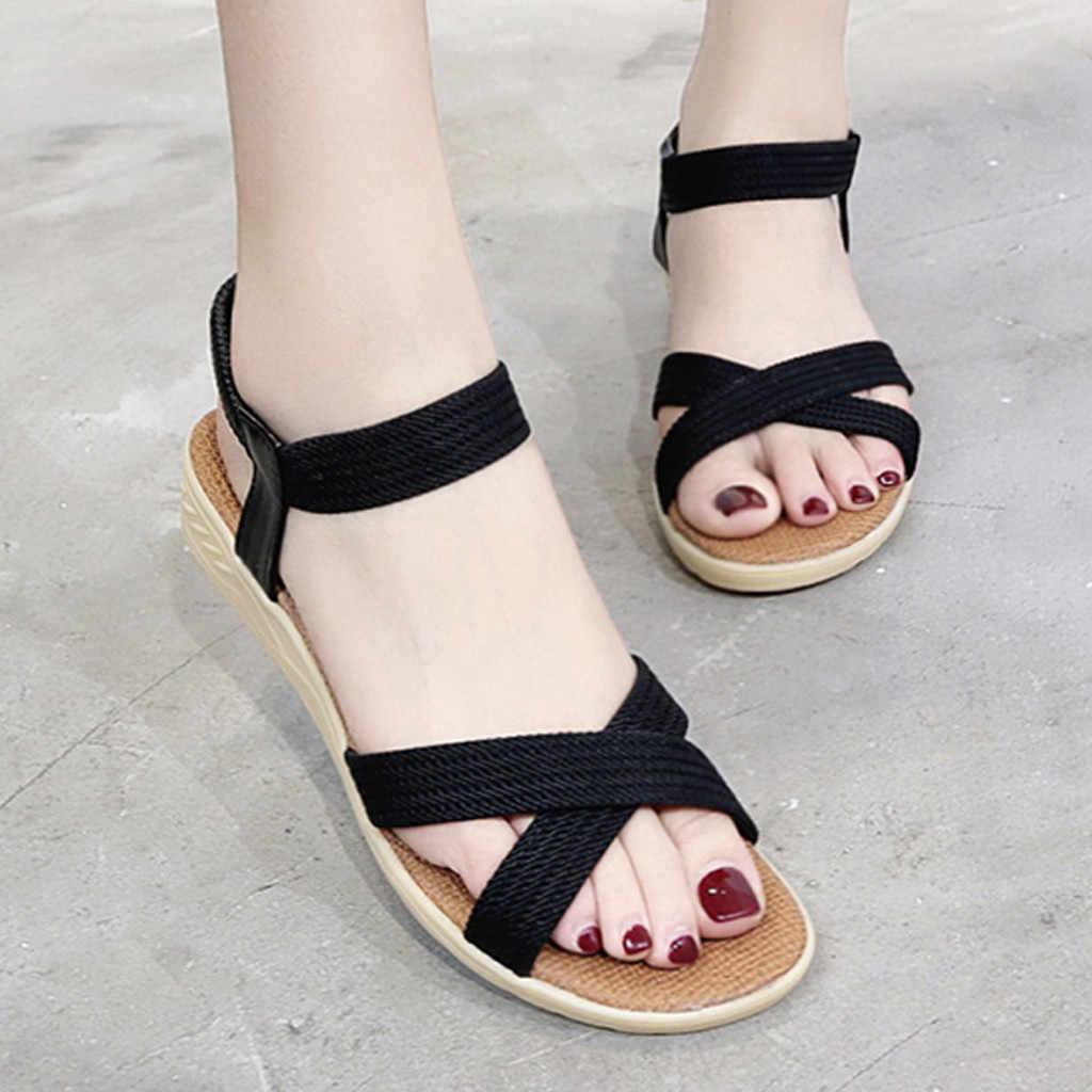 SAGACE 2020 Women New Sandals Ladies