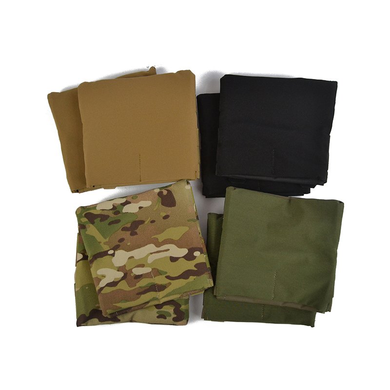 Delustered 2 Pieces 1 Pair Crye CP 6x6 Side Plate Pouch Set For Plate Carrier JPC Soft Plate NOT Included TW-P062
