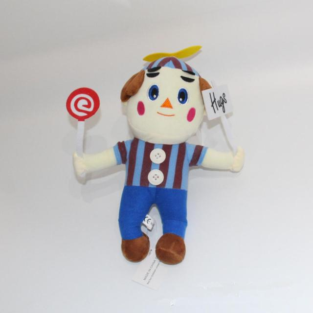 30cm FNAF cinq nuits à Freddy jouets en peluche dessin animé FNAF poupée Freddy Clown garçon ballon garçon mignon doux en peluche poupées pour enfant cadeau