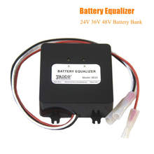 Battery Equalizer Balance for 24V 36V 48V Battery Bank System Used for Gel Flood AGM
