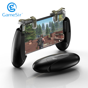 Image 1 - GameSir F2 Mobile Gaming Controller Joystick with Shooting Trigger Buttons for iOS and Android Phone Gamepad PUBG Call of Duty