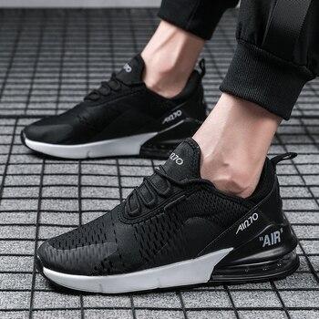 Nuevos zapatos de moda para hombre, zapatillas para correr para pareja, suela...