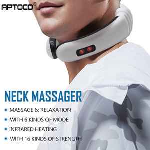 Aptoco Electric Pulse Back and
