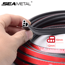 Door-Seal-Strips Sound-Insulation Sealed-Auto-Sticker Dust-Proof Universal Car Car-Care
