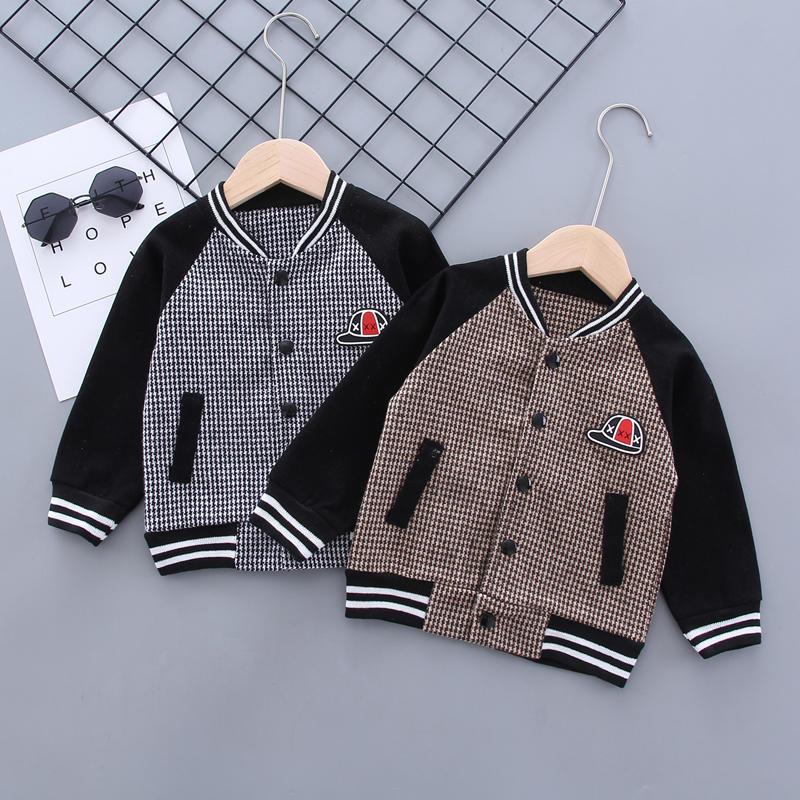 criança jaqueta terno outwear 0-5 anos